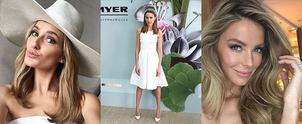 Black and White Beauties! See How the Stars Got Ready For Derby Day
