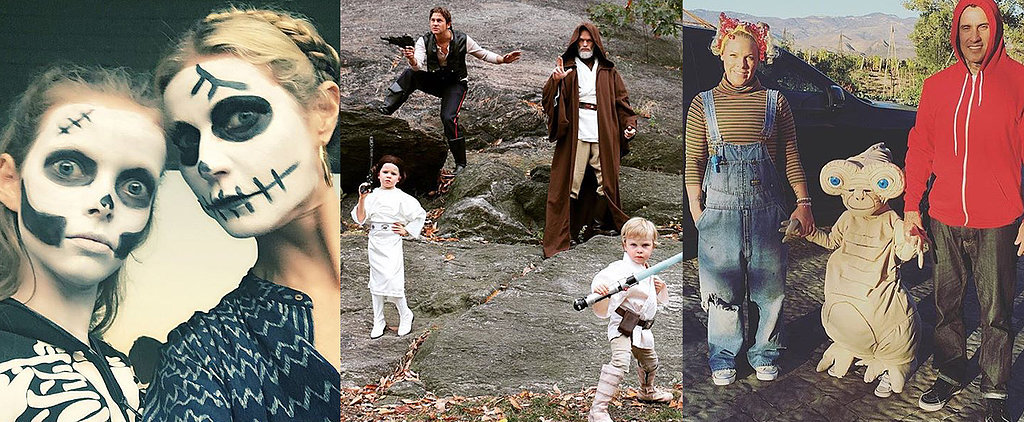 Celebrity Kids Dressed as the Cutest Characters For Halloween This Year