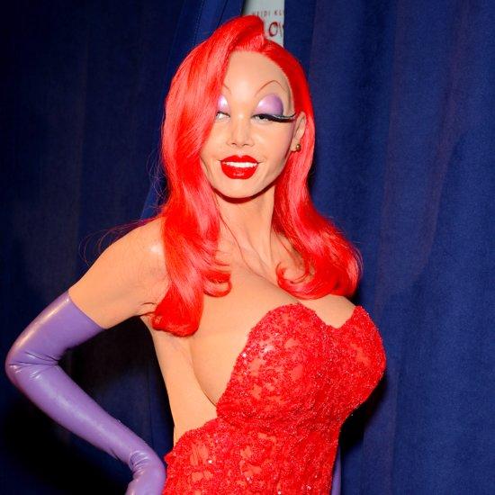 Celebrities in Pop Culture Costumes 2015