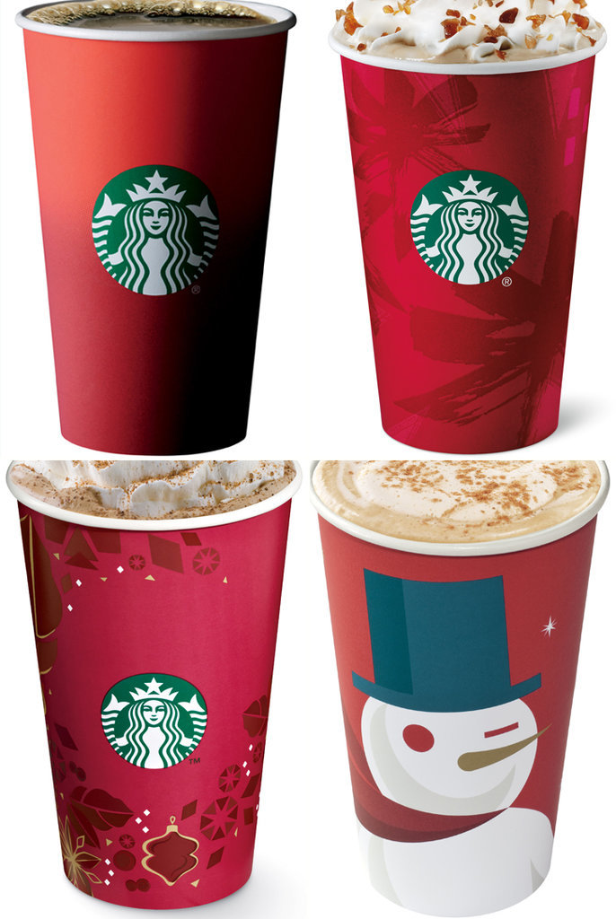 Starbucks Holiday Cups Through The Years – Best Holiday 2017