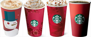 Starbucks Red Cups Are Back! See Them Throughout the Years