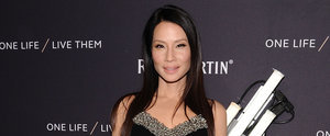 Lucy Liu Shares a Rare Snap of Her Son, Rockwell