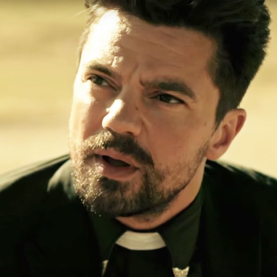 Preacher TV Show Trailer