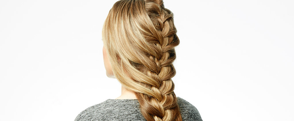 This Cage Braid Is Much Easier Than It Looks