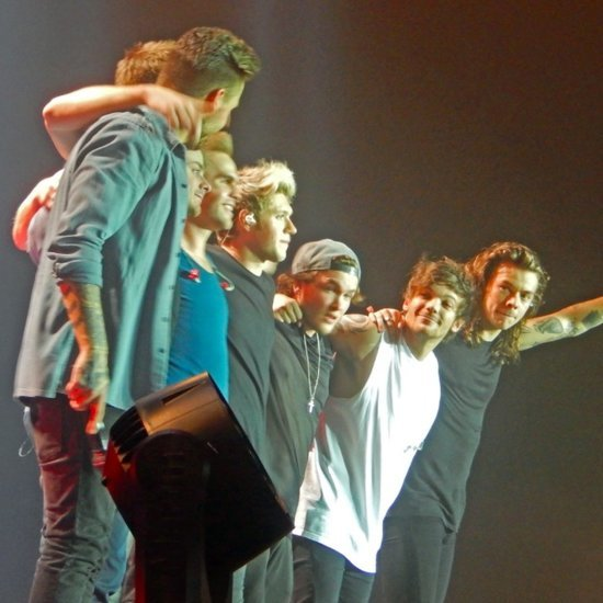 One Direction's Last Show