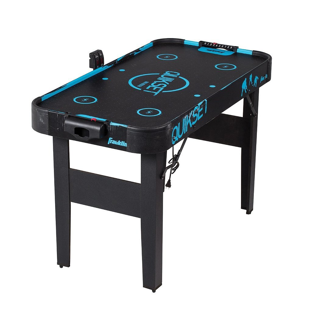 Franklin Sports Quikset Air Hockey Table