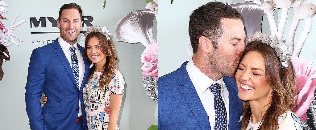 Sam and Sasha Made Their Melbourne Cup Debut! And It Was So Cute
