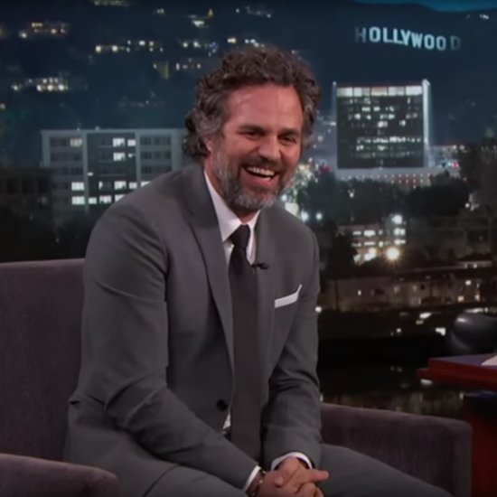 Mark Ruffalo on Jimmy Kimmel Live November 2015