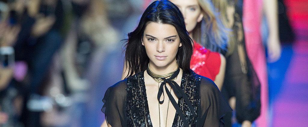 Kendall Jenner's Best Birthday Gift? Her Victoria's Secret Angel Wings