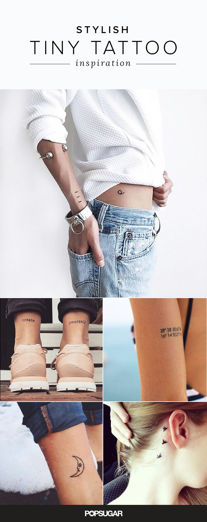 Pin it 40 stylish small tattoos you 39 ll want to flaunt for How much is a tiny tattoo