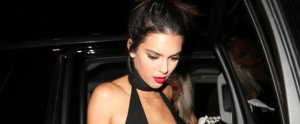 Kendall Jenner Rang in Her 20th Birthday in a Jumpsuit You Have to See to Believe