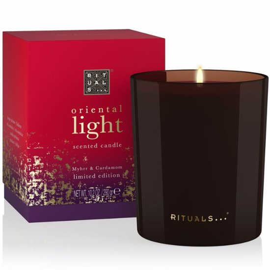 Holiday Beauty Candles 2015
