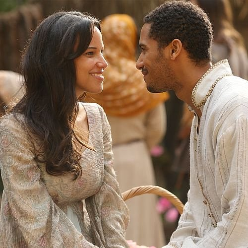 Nimue on Once Upon a Time