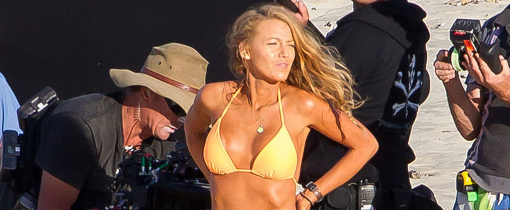 Blake Lively Shows Off Her Insanely Hot Bikini Body