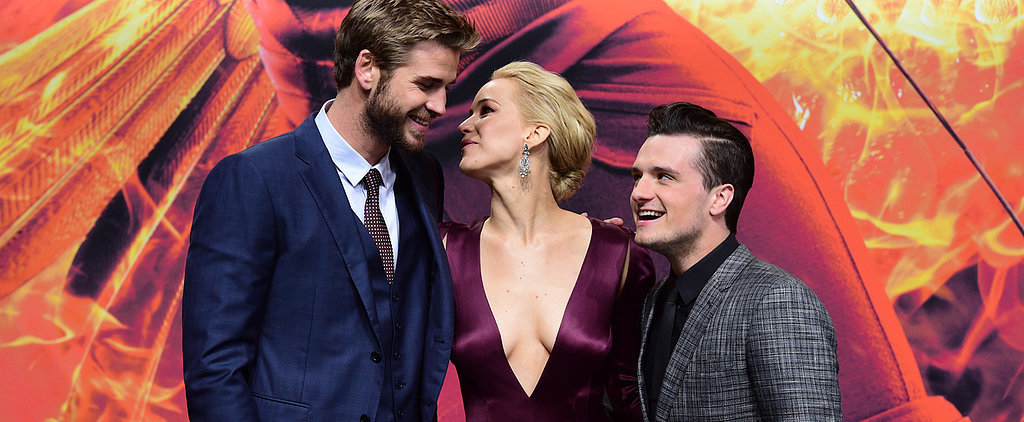 The Cast of The Hunger Games Shut It Down at the World Premiere in Berlin
