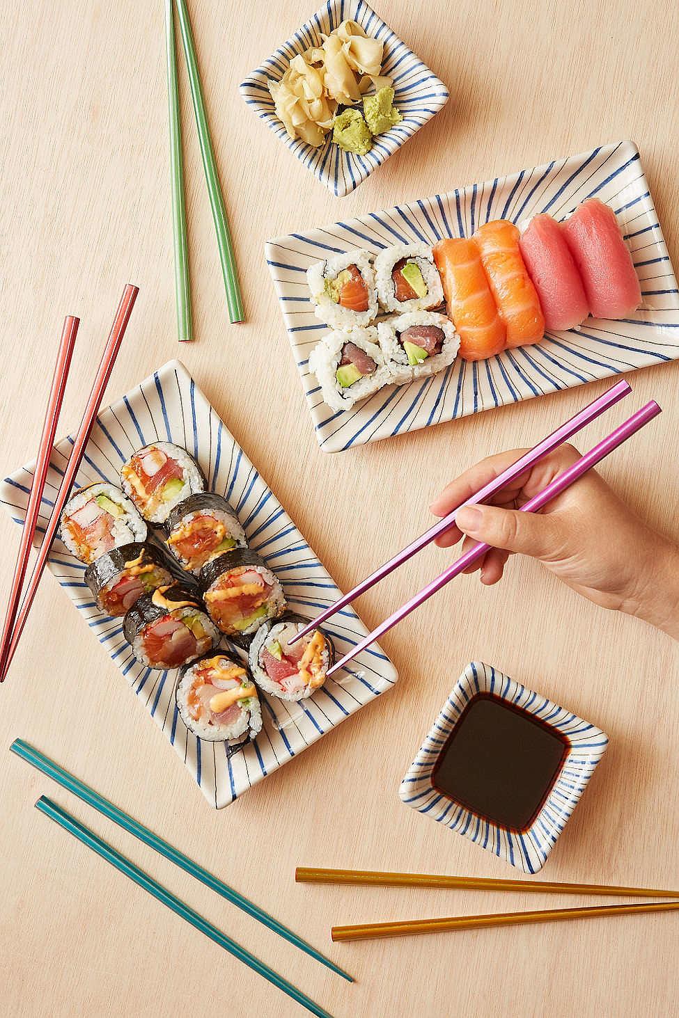 Metallic Chopsticks