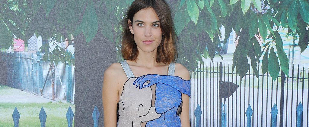 It's Impossible to Describe Alexa Chung's Style