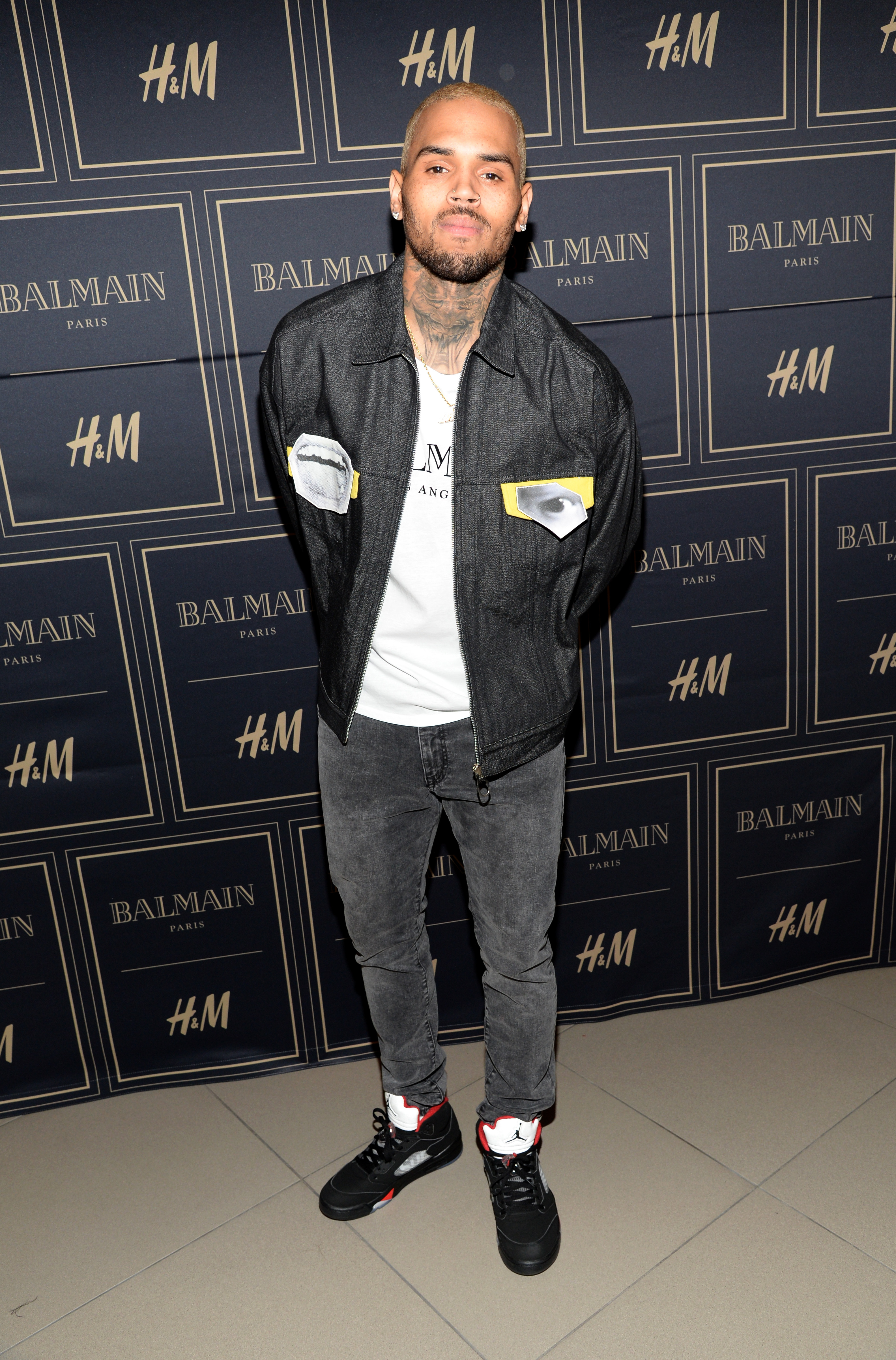 Chris Brown - The Hollywood Gossip