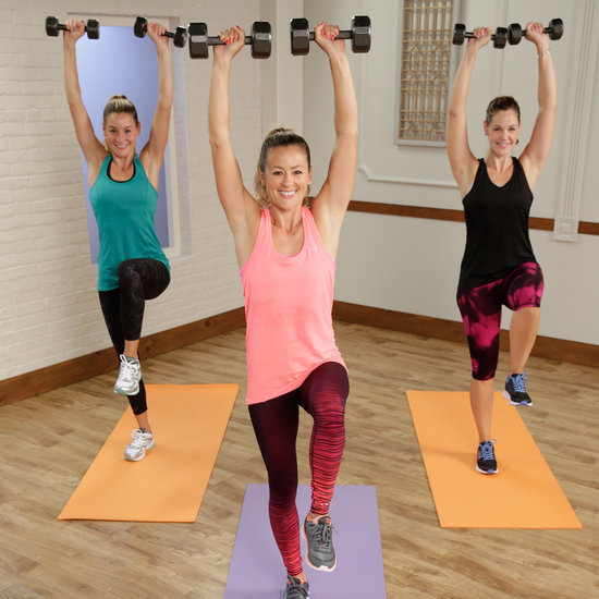 Metabolism-Boosting Workout | 20-Minute Video
