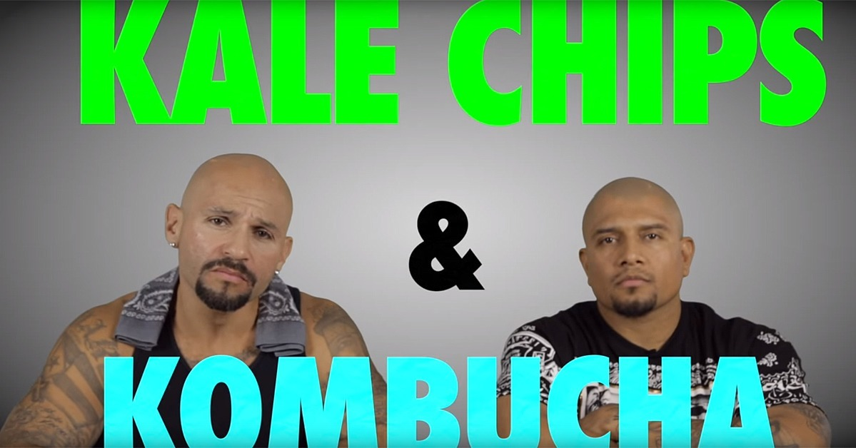 Cholos Try Kale Chips and Kombucha - What's Trending