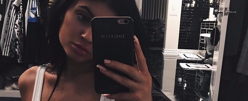 Proof That Kylie Jenner Loves High Fashion, Right Down to Her Underwear