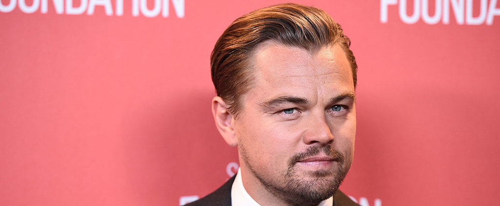 Your Heart May Just Stop When You See Leonardo DiCaprio on the Red Carpet