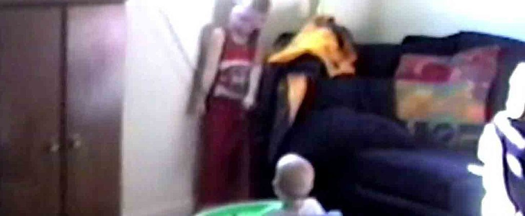 Why These Parents Posted a Horrifying Video of Their Child Being Silently Strangled