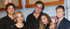 Ashley Olsen and Bob Saget Have a Mini Full House Reunion on Broadway