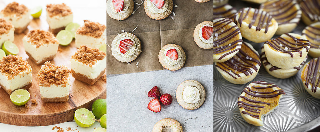 28 Bite-Size, Party-Ready Dessert Recipes