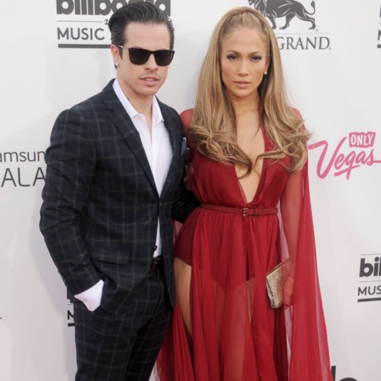 "Jennifer Lopez Calls Casper Smart Her ""Love"" on Instagram"