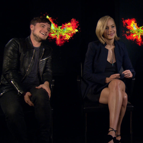 Mockingjay Part 2 Cast Interview (Video)
