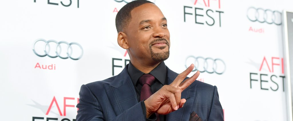 Judging by These Photos, Will Smith Has Yet to Begin the Aging Process
