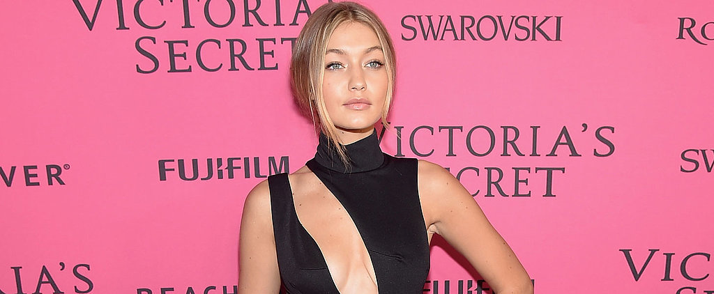 Gigi Just Shut Down the VS Afterparty in THIS Dress