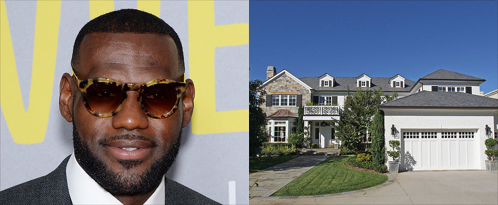 LeBron James's New $21M Mansion Is as Impressive as His 3-Pointers