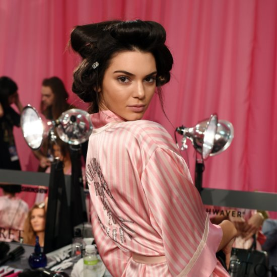 Kendall Jenner Victoria's Secret Fashion Show 2015 Interview