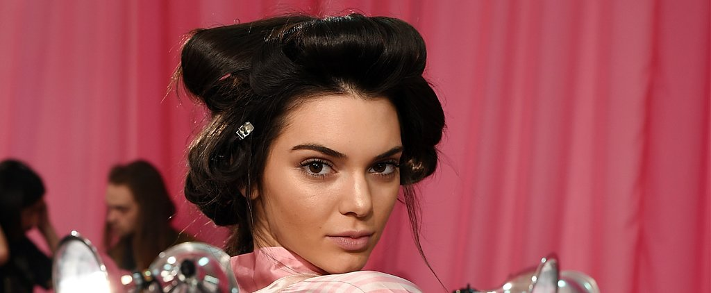 Kendall Jenner Opens Up About How She Prepped For the Victoria's Secret Show