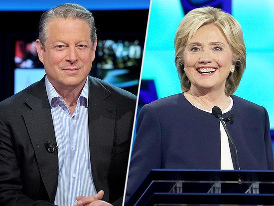 Al Gore Declines to Endorse Hillary Clinton for President