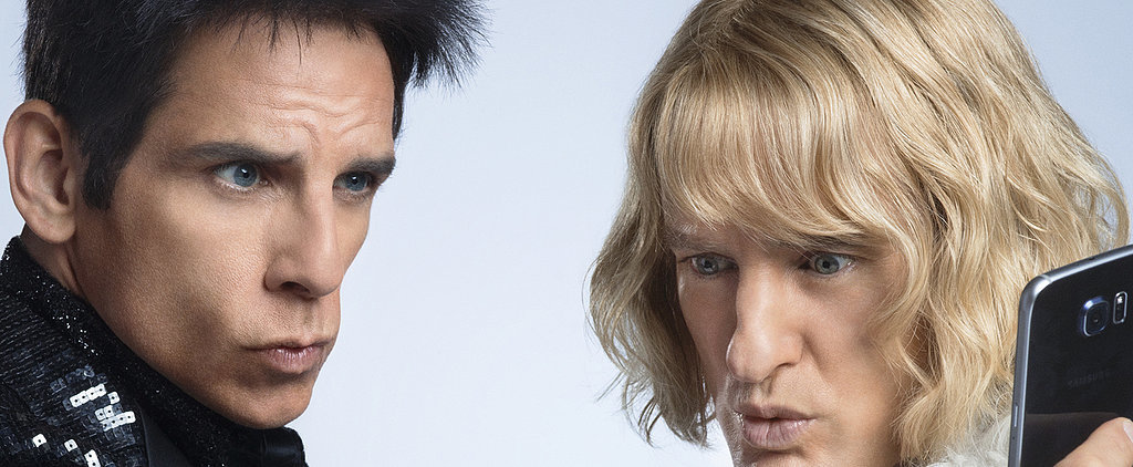 Zoolander 2 Posters: Derek and Hansel Discover the Power of Selfies