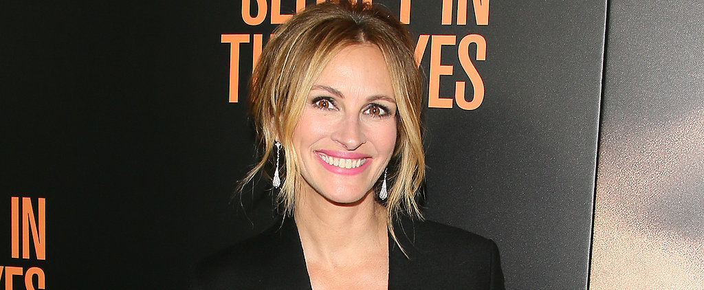 Julia Roberts Hits the Red Carpet Beaming With Happiness