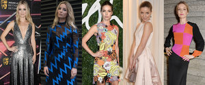 Chris Martin's New Love Annabelle Wallis is a Fashion Force to be Reckoned With