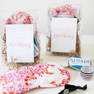 DIY Bachelorette Goodie Bags