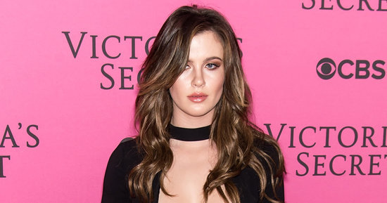 Ireland Baldwin Goes Braless For Victoria's Secret Fashion Show