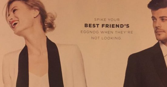 Bloomingdale's Apologizes For Super Creepy Holiday Ad