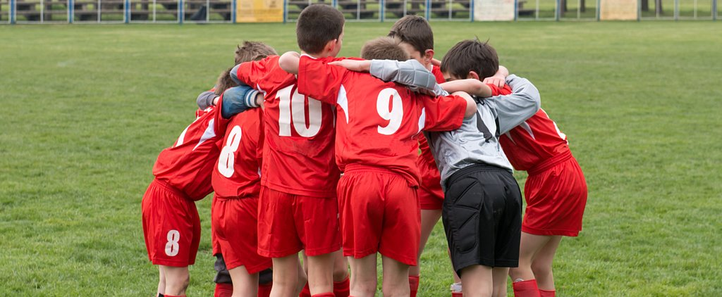 Why Parents Should Push Their Kids to Play Team Sports