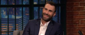 Adam Levine Sets the Record Straight on Those Blake Shelton Rumors