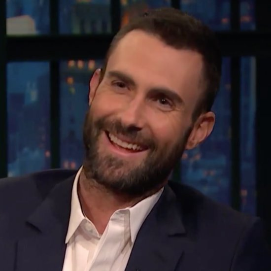 Adam Levine on Seth Meyers November 2015