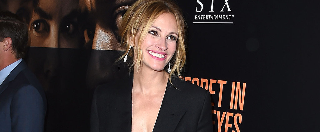 Give Julia Roberts a Blazer, and Her Outfit Becomes a Masterpiece