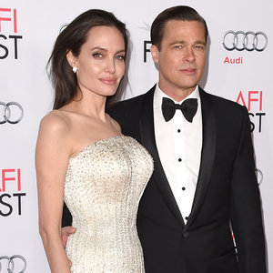 Angelina Jolie Quotes on Sex Scenes With Brad Pitt