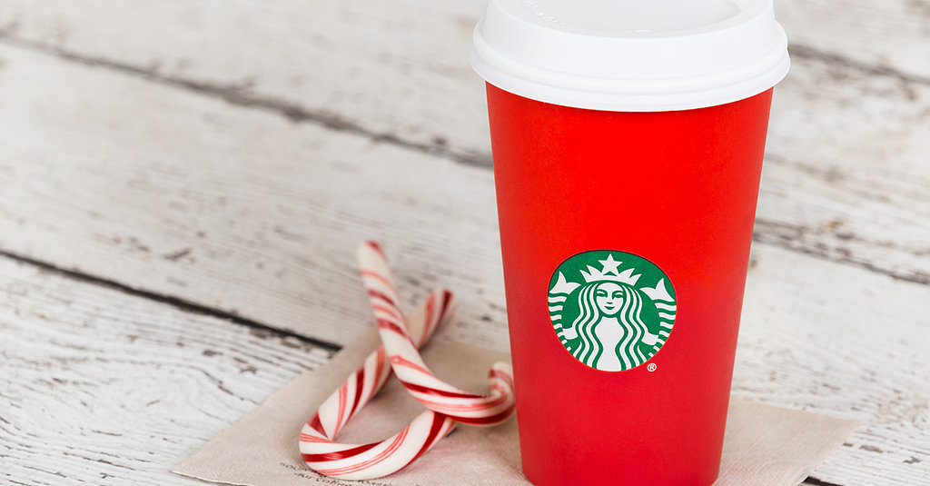 Why This Toddler Has the Best Reaction to the Starbucks Holiday Cup