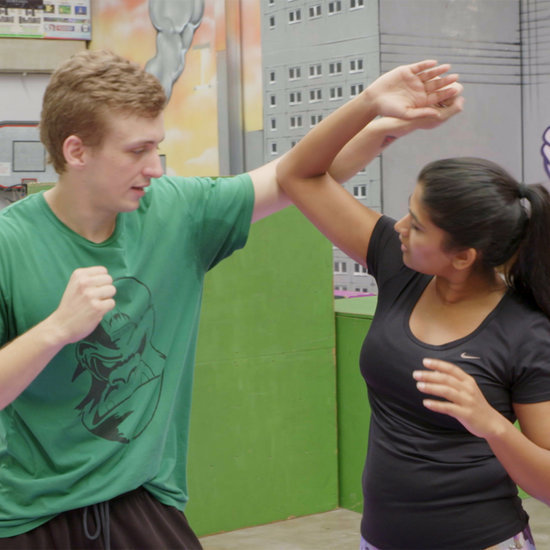 Self Defence Workout Video